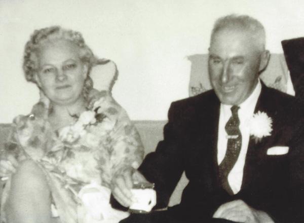 Leonard and Gladys Burt
