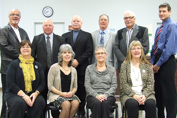 Rivers & Area Community Foundation Board of Directors 2015