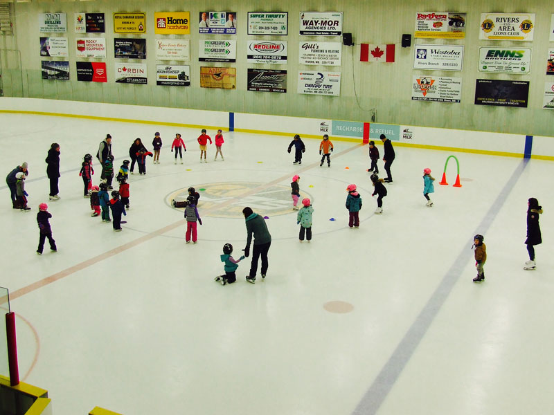 Foundation Grant Assists Rivers Skating Club