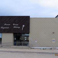 Prairie Crocus Library - street view