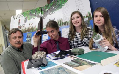 Students' green efforts garner national honour