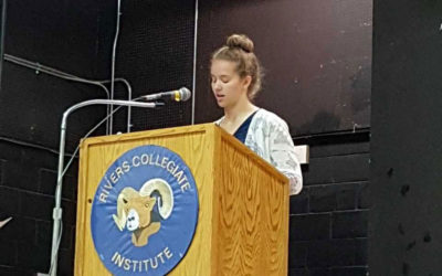 Inaugural Youth in Philanthropy Grants Presentation